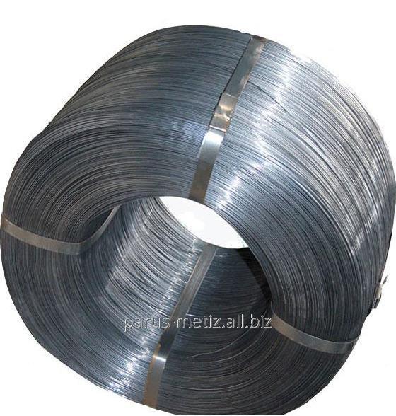 Проволока стальная d 1,3-2,0