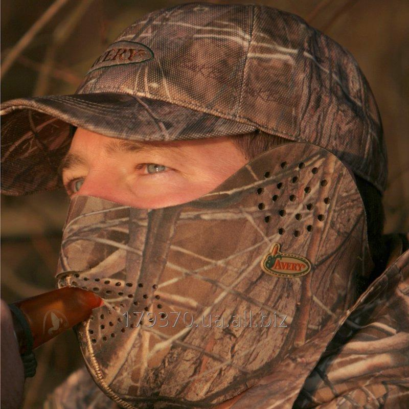 Маска для маскировки лица Avery Outdoors Neoprene Caller's Mask