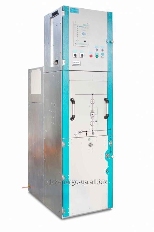 Комплектное распределительное устройство переменного тока серии КП-610 на напряжение 6 (10) кВ
