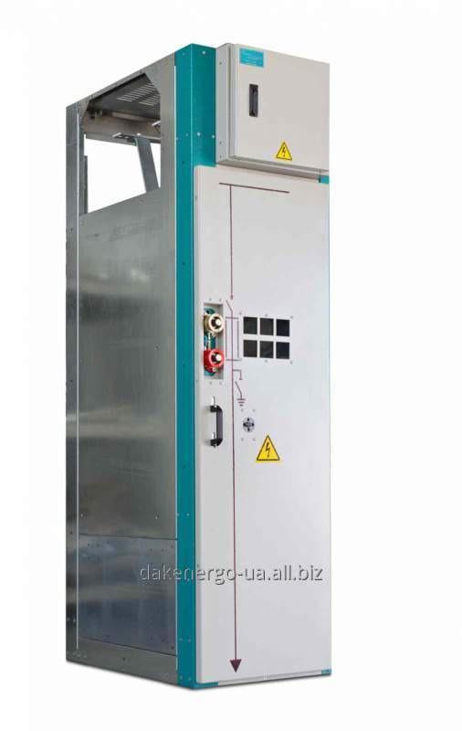 Комплектное распределительное устройство переменного тока серии КСО-393 на напряжение 6 (10) кВ