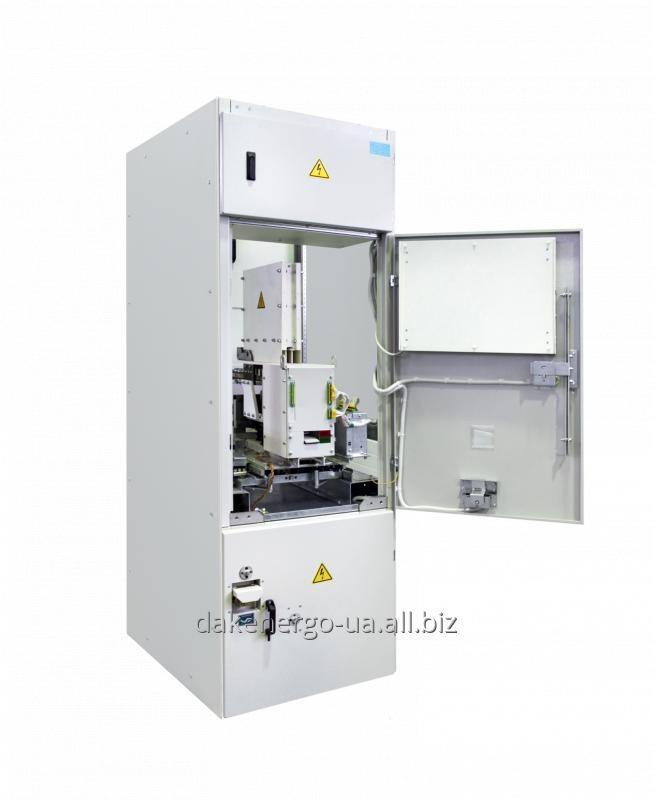 Комплектное распределительное устройство постоянного тока серии КВ на напряжение 825 В