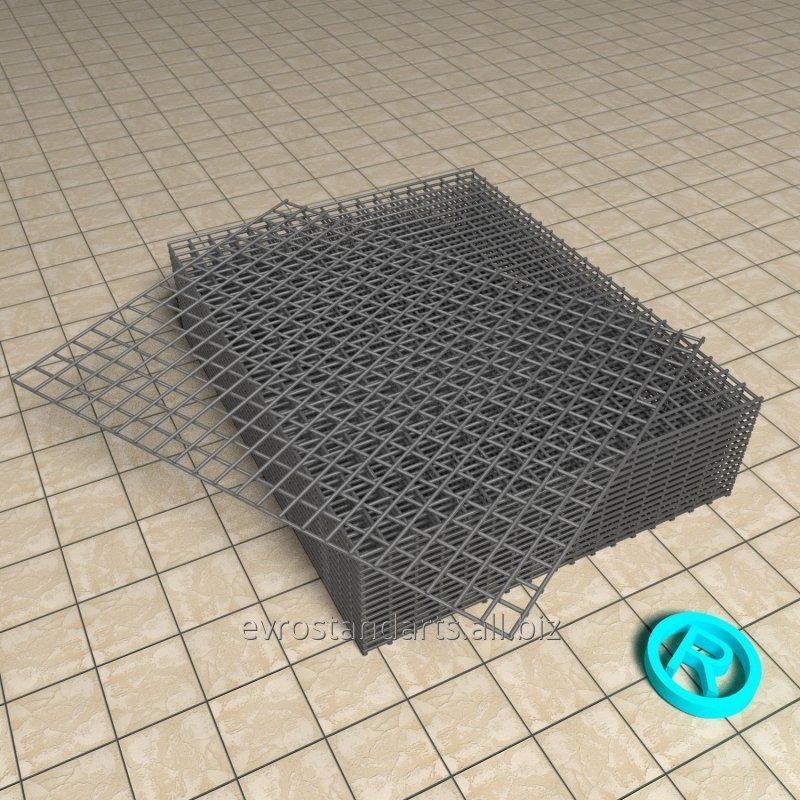 Сетка кладочная 1000 х 1000 ячейка 50х50