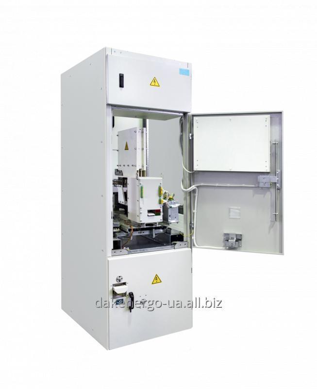 Комплектное распределительное устройство постоянного тока серии КВ на напряжение 600 В
