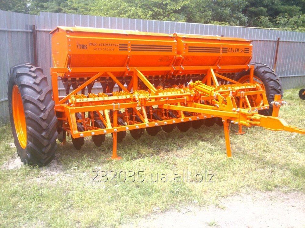 Купить Сеялка зерновая GRAIN 3.6