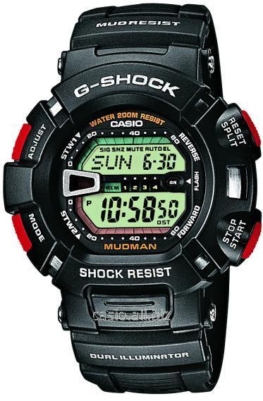 Часы G-9000-1VER, Casio G-Shock