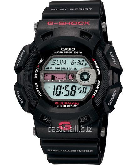 Часы G-9100-1ER, Casio G-Shock