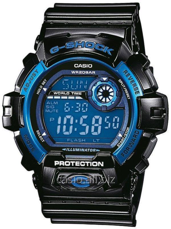 Часы G-8900A-1ER, Casio G-Shock