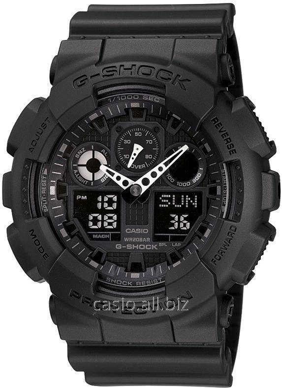 Часы GA-100-1A1ER, Casio G-Shock