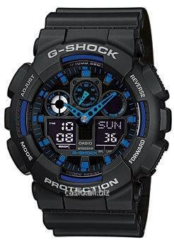 Часы GA-100-1A2ER, Casio G-Shock