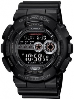 Часы GD-100-1BER, Casio G-Shock