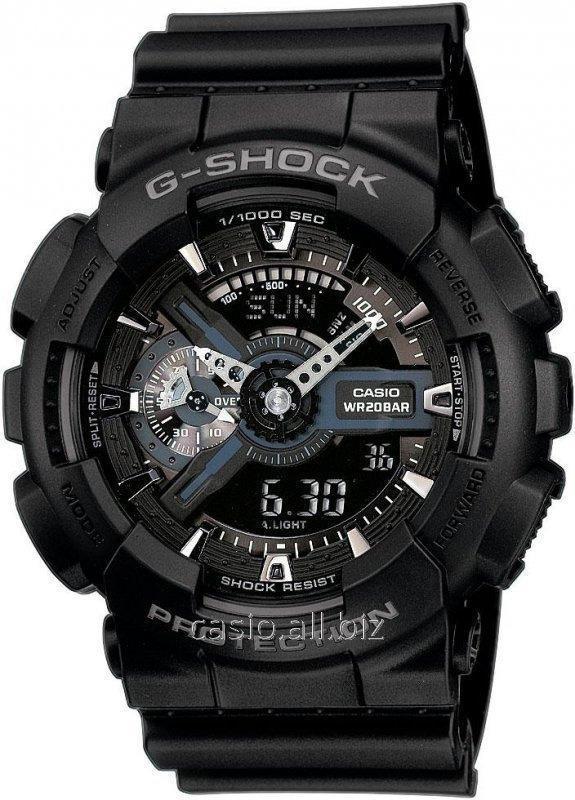 Часы GA-110-1BER, Casio G-Shock