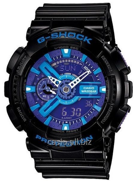 Часы GA-110HC-1AER, Casio G-Shock