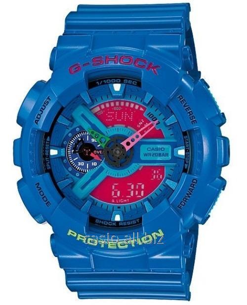 Часы GA-110HC-2AER, Casio G-Shock