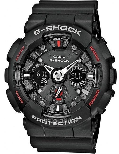 Часы GA-120-1AER, Casio G-Shock