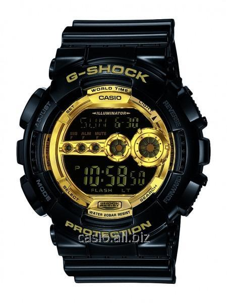 Часы GD-100GB-1ER, Casio G-Shock