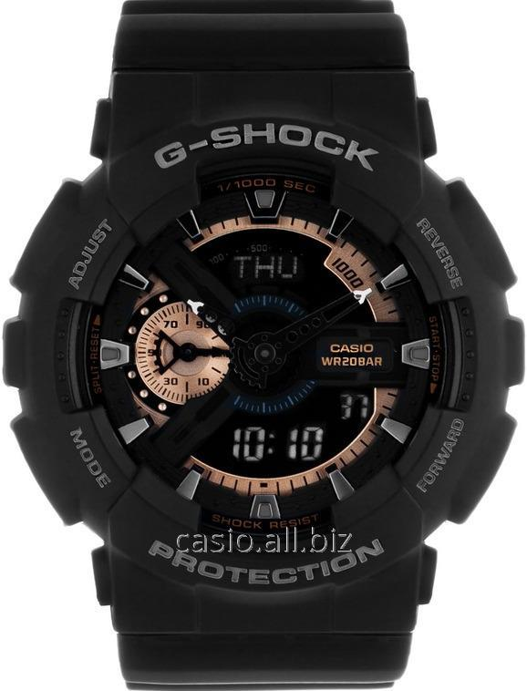 Часы GA-110RG-1AER, Casio G-Shock