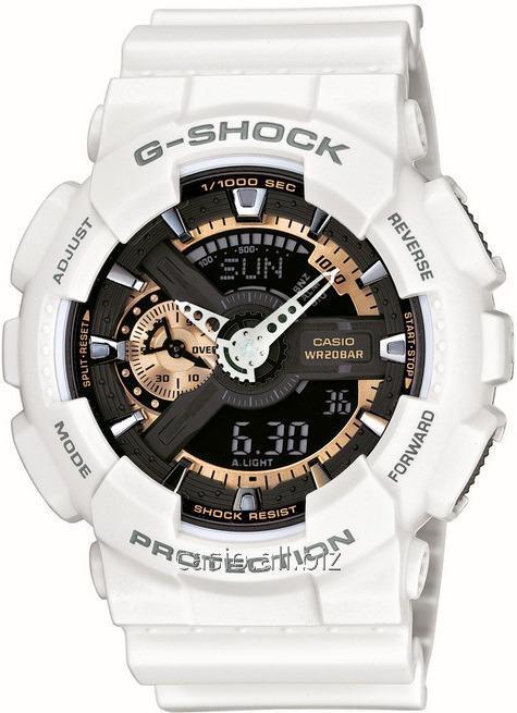 Часы GA-110RG-7AER, Casio G-Shock
