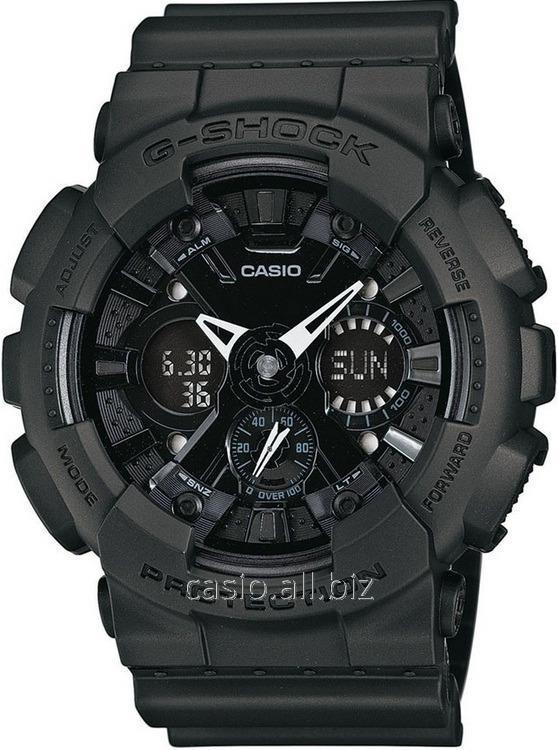 Часы GA-120BB-1AER, Casio G-Shock