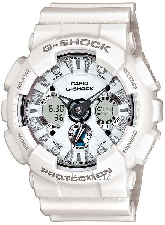 Часы GA-120A-7AER, Casio G-Shock