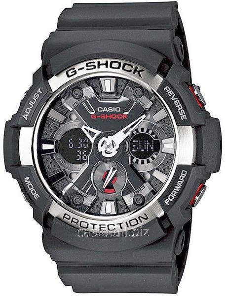 Часы GA-200-1AER, Casio G-Shock