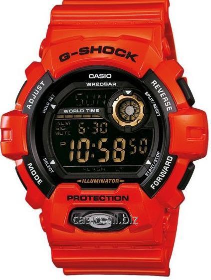 Часы G-8900A-4ER, Casio G-Shock