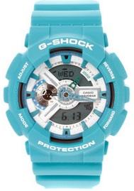 Часы GA-110SN-3AER, Casio G-Shock