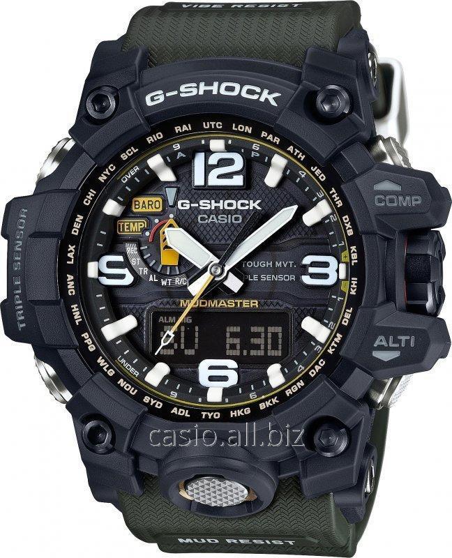 Часы GWG-1000-1A3ER, Casio G-Shock
