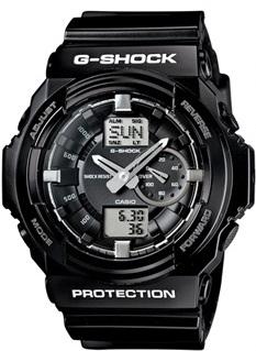 Часы GA-150BW-1AER, Casio G-Shock