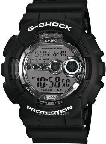 Часы GD-100BW-1ER, Casio G-Shock