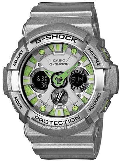 Часы GA-200SH-8AER, Casio G-Shock