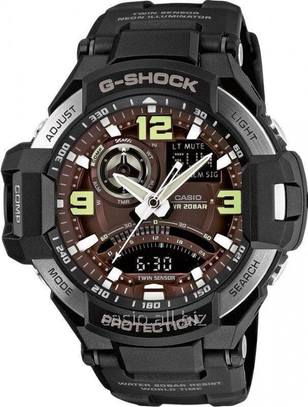 Часы GA-1000-1BER, Casio G-Shock