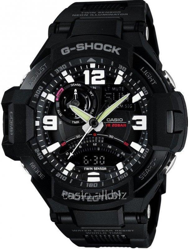 Часы GA-1000FC-1AER, Casio G-Shock