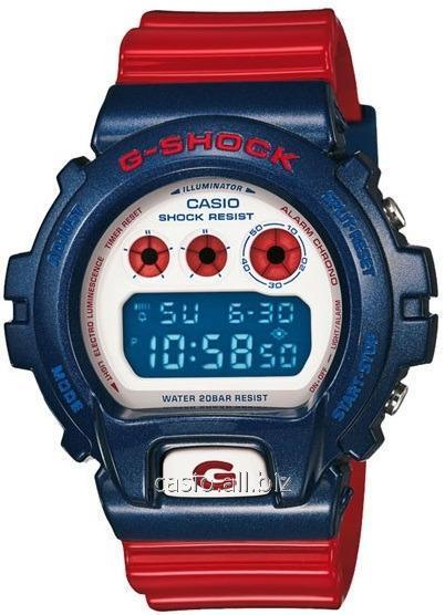 Часы DW-6900AC-2ER, Casio G-Shock