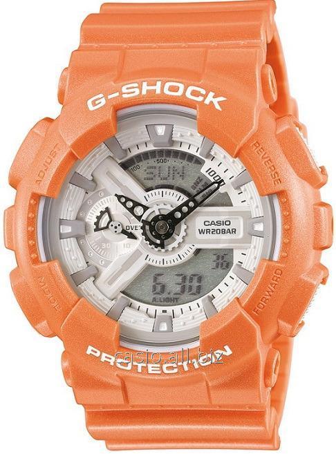 Часы GA-110SG-4AER, Casio G-Shock
