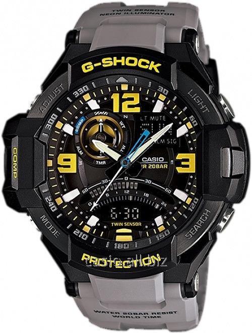 Часы GA-1000-8AER, Casio G-Shock
