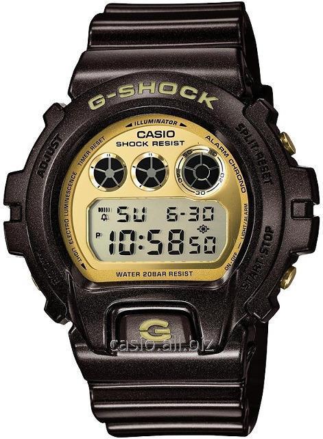 Часы DW-6900BR-5ER, Casio G-Shock