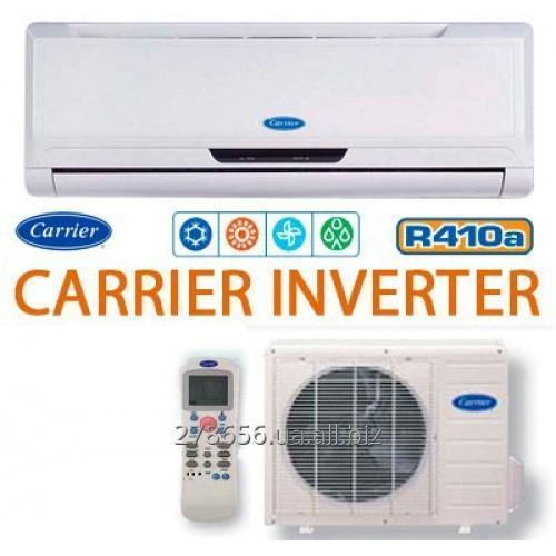 Купить Кондиционер инверторный Carrier 42LUVH034K/38LUVH034K серия Hiwall Inverter
