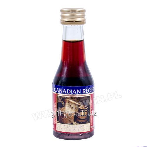 Эссенция вкуса - Canadian Recipe Legend Whiskey, 90г