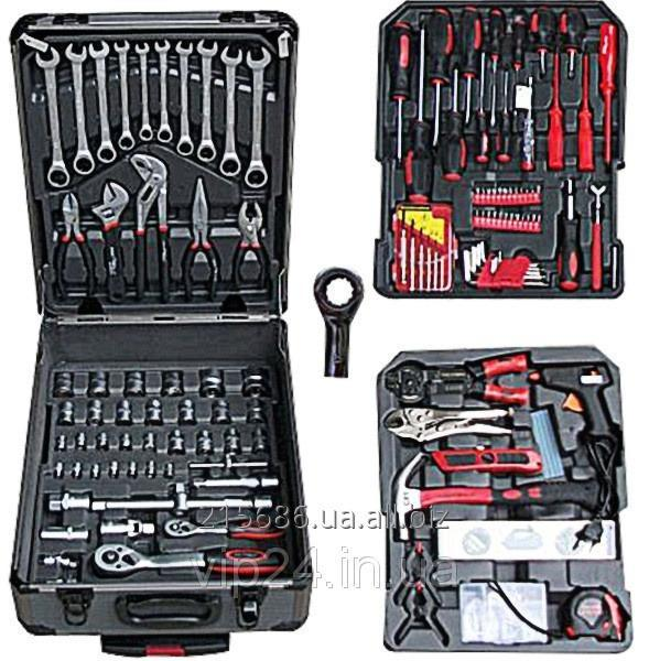 Купить Набор Инструментов 186 предметов Swiss Bosch 186 TLG