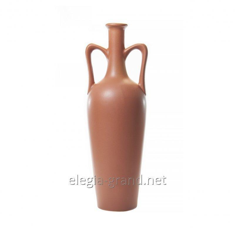 "Ceramic souvenir bottle in the Greek style ""Amphora Classic"