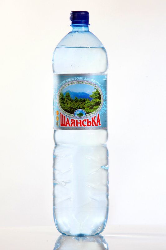 """Минеральная вода """"Шаянская"""" 1.5 л"""