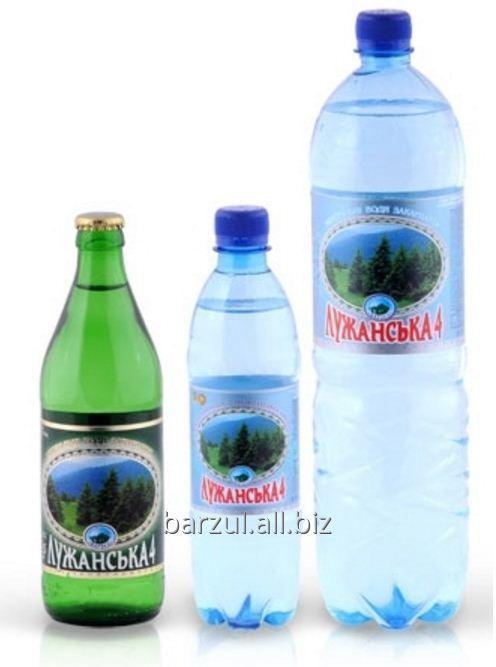 Вода минеральная Лужанська - 4