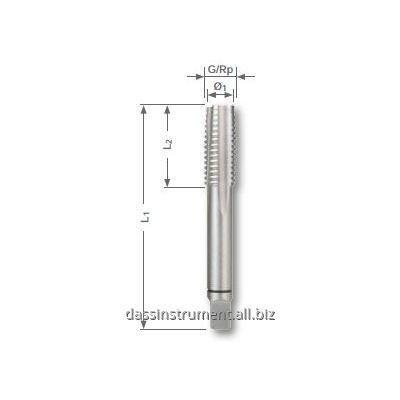 Buy Tap of manual G DIN 5157 HSS polished