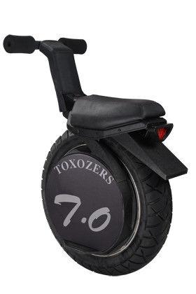 Moto-sigvey giroskuter of EcoDrive Moto Black