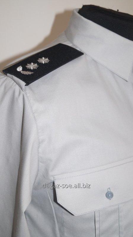 Рубашка форменная для полиции