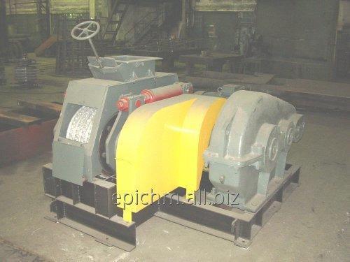 Пресс валковый для производства топливных брикетов, модель 24М , брикетирование: торф, бурый и каменный уголь, лигнит, отсев, штыбы, кокс мелочь, полукокс
