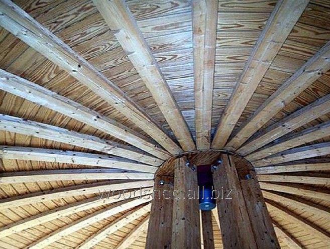 Купольный дом 180квм