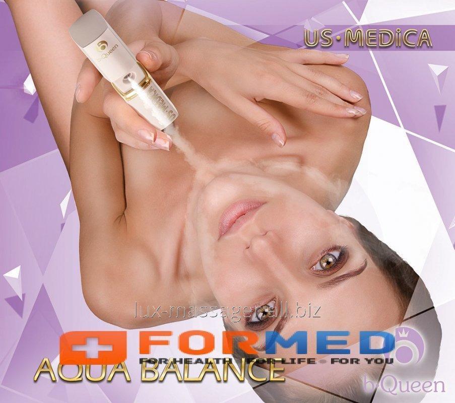 Ультразвуковой увлажнитель для лица Aqua Balance
