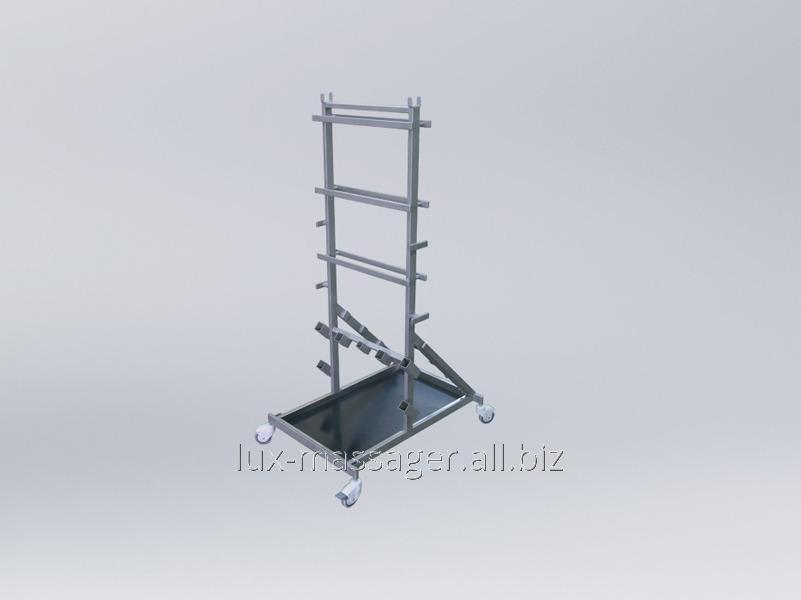 Комплект КПП-32 передвижной стенд для размещения съемных приспособлений и принадлежностей