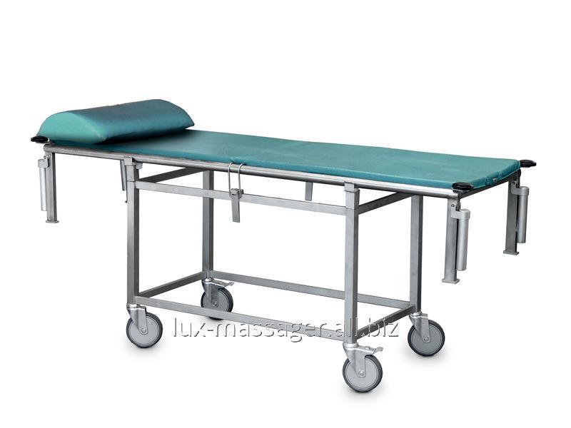 Тележка медицинская для перевозки больных ТБ-01